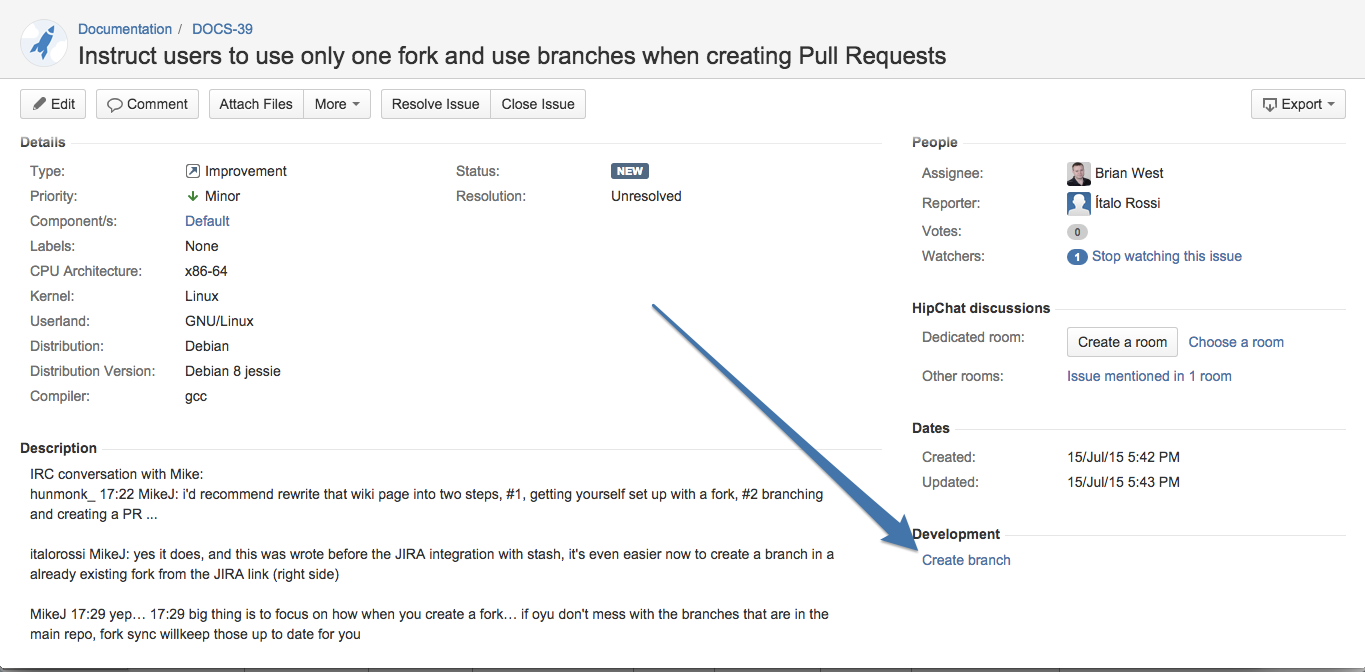 Pull Requests - FreeSWITCH - Confluence